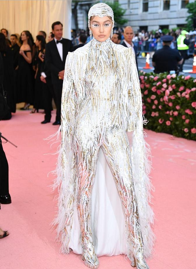 2019 Met Gala 「Camp: Notes on Fashion」紅毯造型直擊